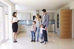 Visite d'un bien immobilier